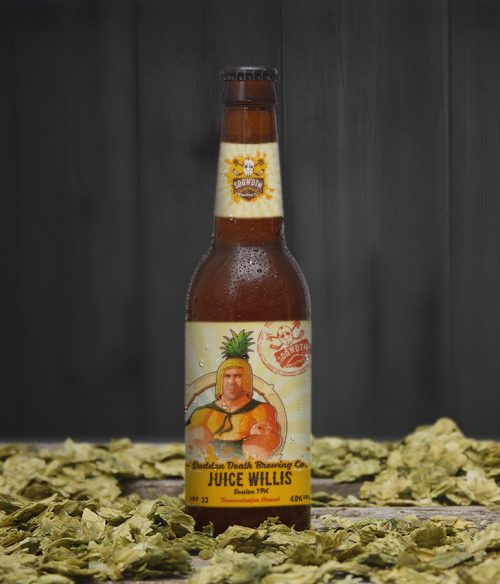 Juice Willis Craft Bier