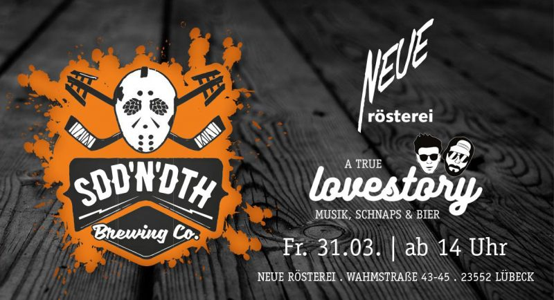 Sudden Death Craft Beer Neue Rösterei Lübeck