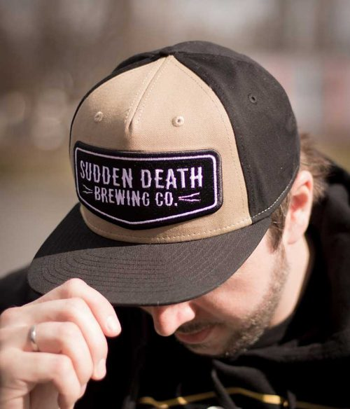 Sudden Death Craft Beer Cap