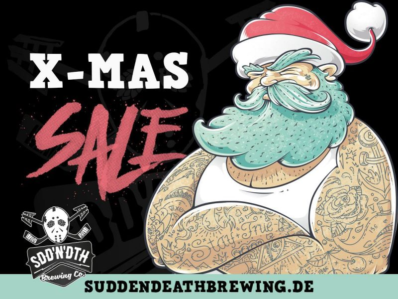 craft beer x-mas sale