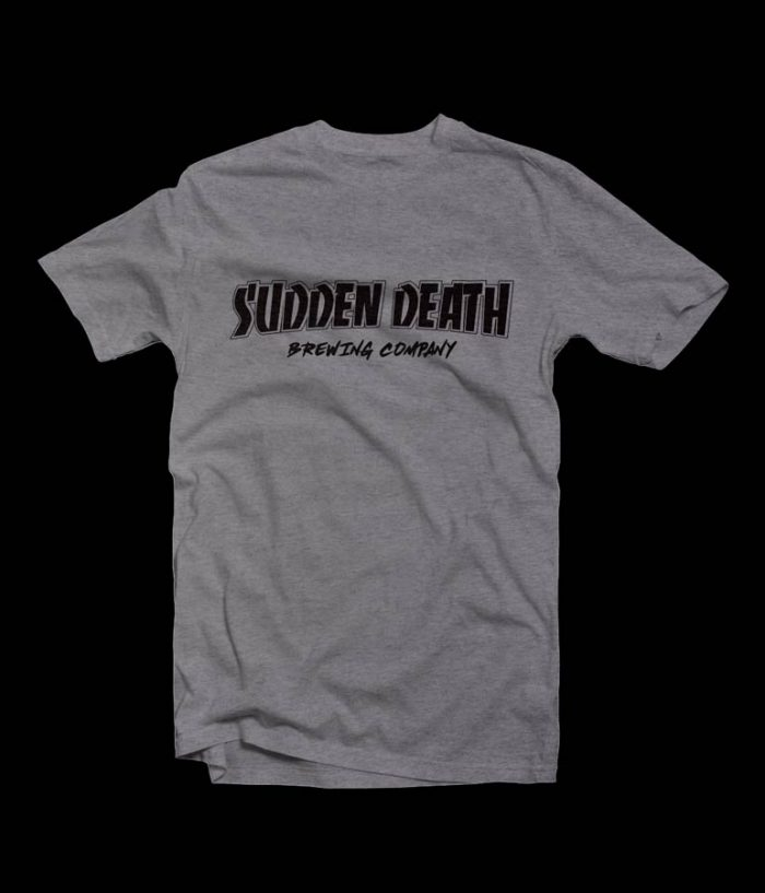 craft beer t-shirt sudden death