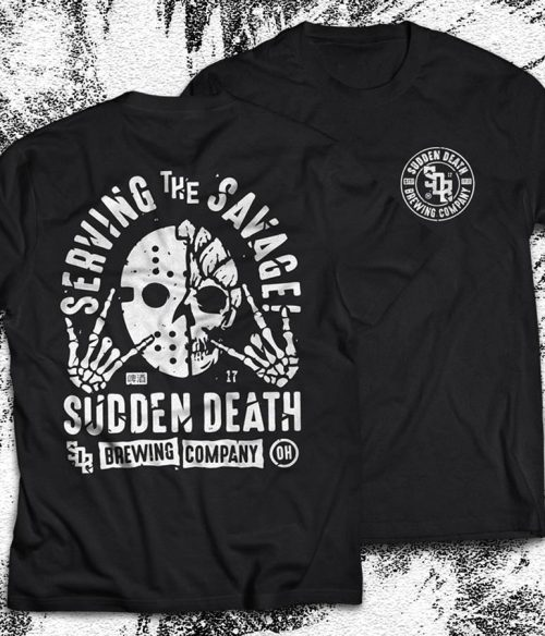 sudden death shirt