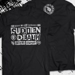 T-Shirt Sudden Death Brewing