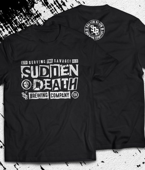 shirt sudden death brewing