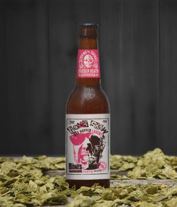 the gong show craft beer