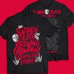 Shirt Sudden Death Brewing Company